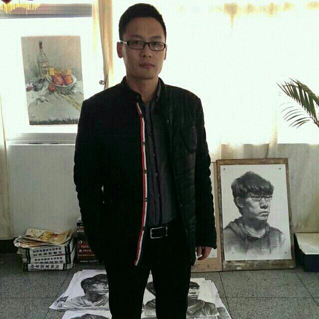 空间美术学校李政