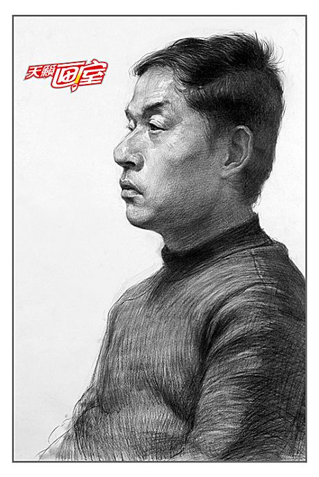 重庆天籁教育素描图2