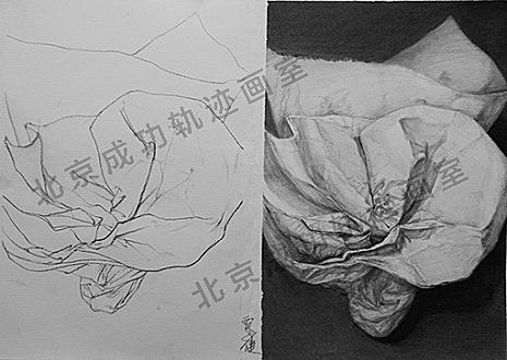 北京成功轨迹画室设计图2