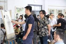 杭州吴越画室教室图5