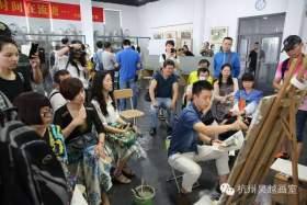 杭州吴越画室教室图4