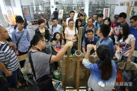 杭州吴越画室教室图7