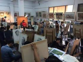 杭州吴越画室教室图3