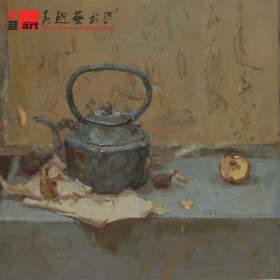 吴越色彩作品