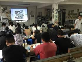 福州无象画室教室图5
