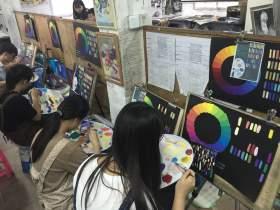 福州无象画室教室图6