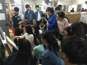 福州无象画室教室图1