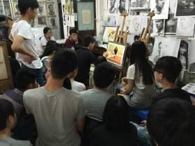 福州无象画室教室图4