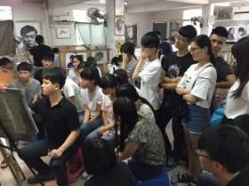 福州无象画室教室图2