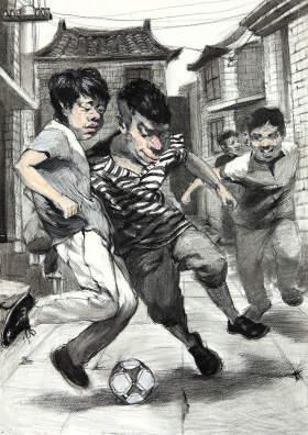 北京周达画室创作图7