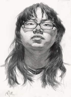 北京周达画室素描图6
