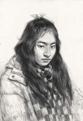 北京周达画室素描图8