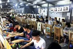 杭州大象画室教室图1