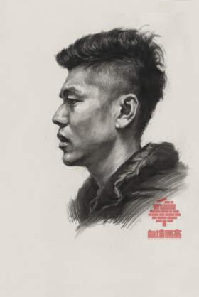 杭州白墻畫室素描圖3
