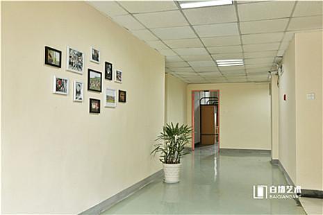 杭州白墙画室图3