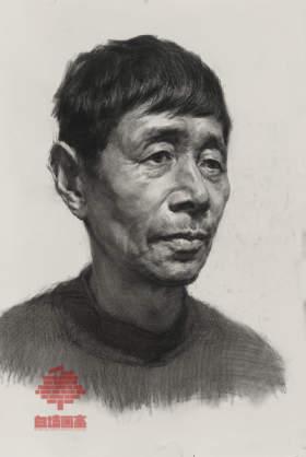 杭州白墻畫室素描圖6