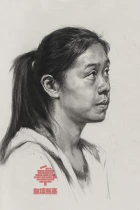 杭州白墻畫室素描圖7