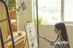 杭州白墙画室宿舍图7