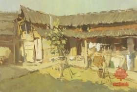杭州白墻畫室色彩圖6