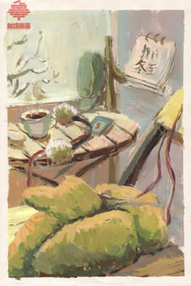 杭州白墻畫室其它圖5