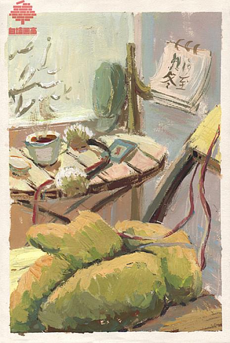 杭州白墙画室其它图5