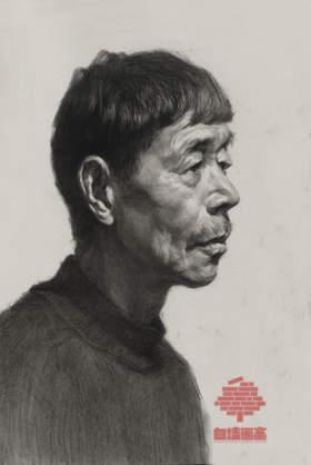杭州白墻畫室素描圖5