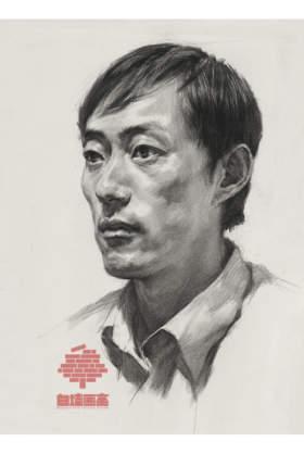 杭州白墻畫室素描圖8