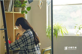 杭州白墙画室图8